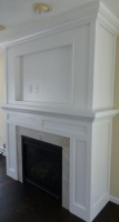 After fireplace  Remodeling with Worry Free Remodeling