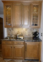 After laundry room  Remodeling with Worry Free Remodeling