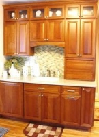 After Cabinet Remodeling with Worry Free Remodeling